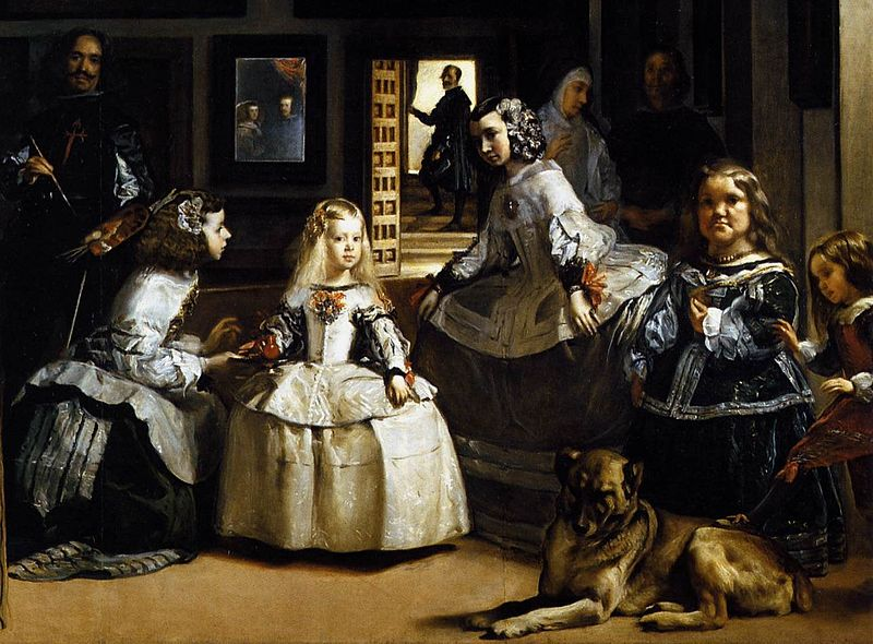 Detail Go Velázquez The Maids Of Honor
