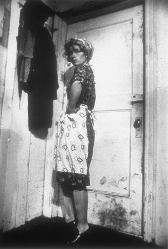 Cindy Sherman, Untitled Film Still #35, 1979, Photo by violarenate, Flickr, Creative Commons Attribution license.