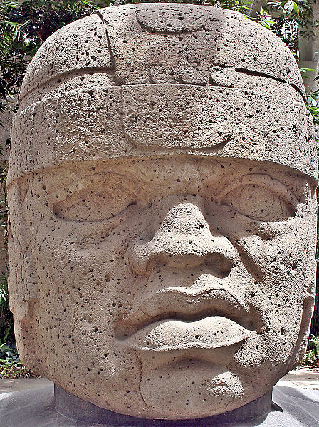 Basalt Stone Sculpture : Olmec colossal heads not your everyday sculpture the