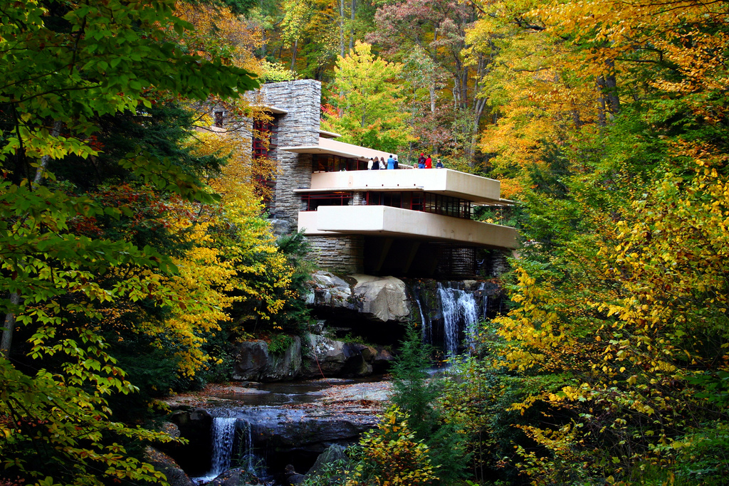 Modern Architecture Frank Lloyd Wright modern architecture | the art minute