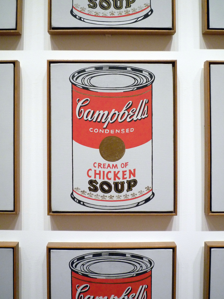 andy warhols impact on modern art Important art by andy warhol with artwork analysis of achievement  museum of modern art, new york  are important in creating the impact of the.