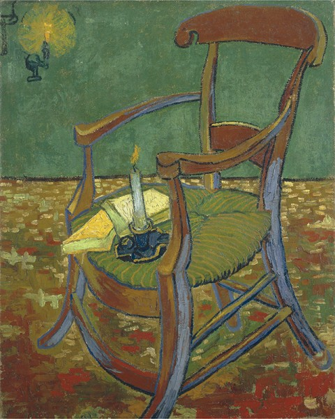 http://www.the-art-minute.com/vincent-van-gogh-had-a-party-for-one/