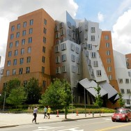 Frank Gehry, MIT's Stata Center,