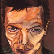 Self-portrait by David Bowie